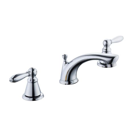 Glacier Bay Shower Faucet by Glacier Bay 2500 Series 8 In Widespread 2 Handle Bathroom