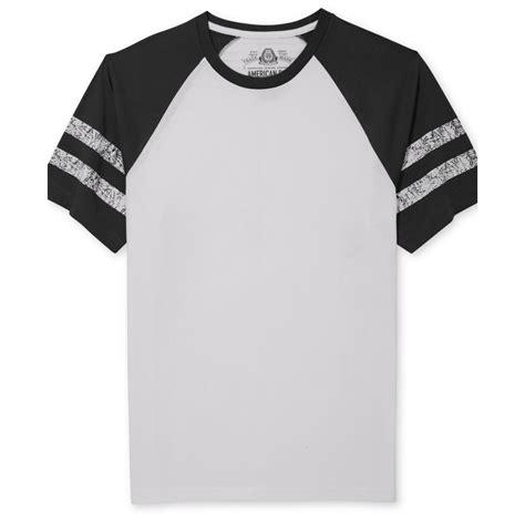 Design A Varsity Shirt | american rag varsity t shirt in black for men lyst