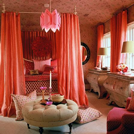 pink and orange bedroom color inspiration orange and pink apartments i like blog