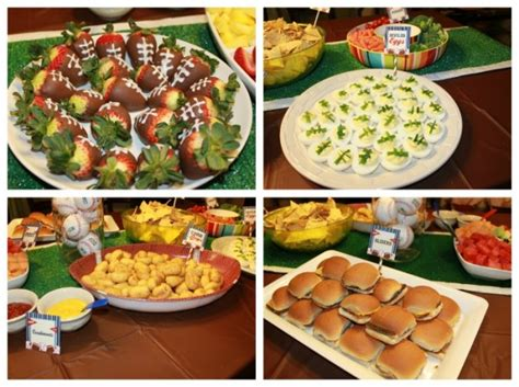 Baby Shower Themed Food by Customer Sports Themed Boy Baby Shower Dimple Prints