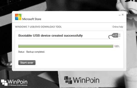 cara membuat bootable usb dengan win to flash cara membuat bootable flashdisk windows 10 dengan sangat