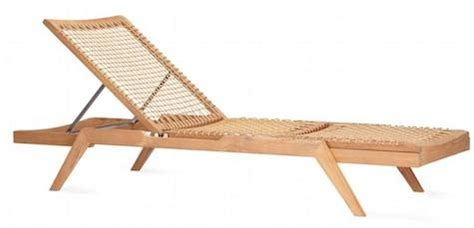 applaro chaise 10 easy pieces outdoor chaise longues remodelista