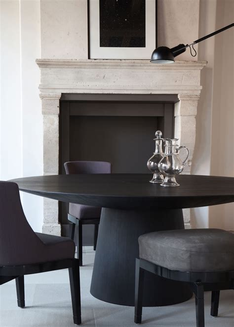 gorgeous dining room tables 10 gorgeous black dining tables for your modern dining room