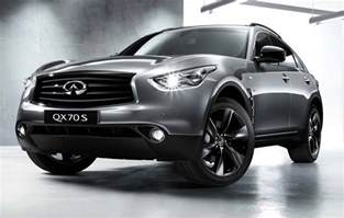 Infiniti Suv Australia 2016 Infiniti Qx70 S Design Pricing And Specifications
