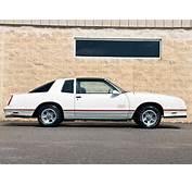 Chevrolet Monte Carlo SS Aerocoupe 1986–87
