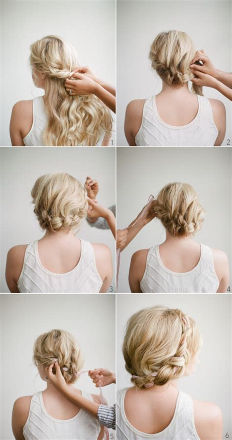 hairstyles braided tutorial 14 simple hairstyle tutorials for summer pretty designs