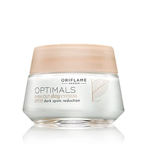 oriflame optimals even out day spf 20 oriflame shop buy