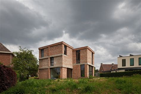 architects home dna house blaf architecten archdaily
