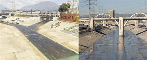 Los Angeles Ls by Take A Road Trip To Gta V S Most Real