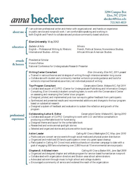 Resume Style by New Resume Styles 2014 Choose The Best Resume Format