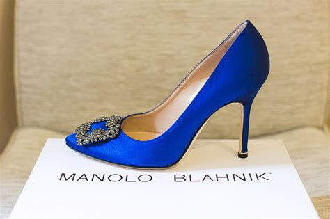 Carrie Bradshaw Hochzeit Schuhe by Manolo Blahnik And The City Wedding