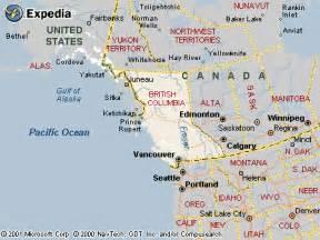maps kamloops bc canada kamloops map and kamloops satellite image