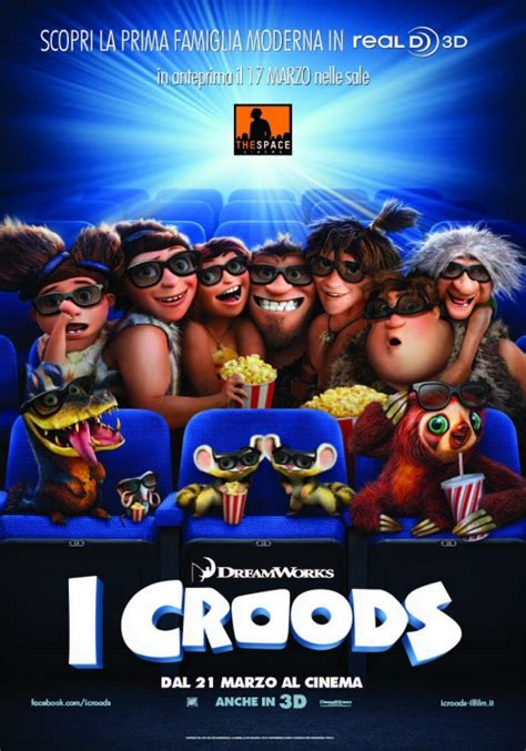 film cartoon croods croods trailer the croods movie poster