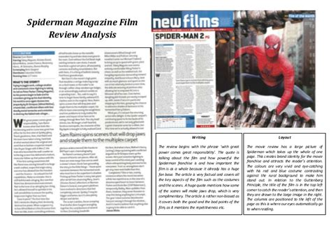 movie review quarantine fernby films magazine film review spiderman