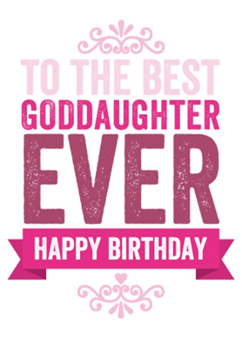 Goddaughter Quotes Birthdays Birthday Quotes For Goddaughter Quotesgram