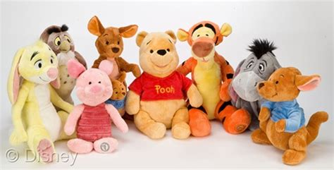 Mini Character Pooh Tiger Eeyore Diskon winnie the pooh the kid s review