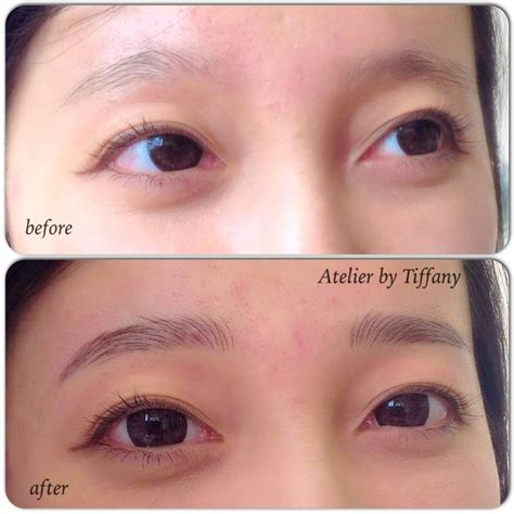 3d eyebrow tattoos 3d eyebrow by atelier by yelp