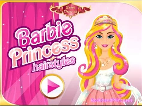 barbie haircut games to play barbie games to play barbie princess hairstyles makeover
