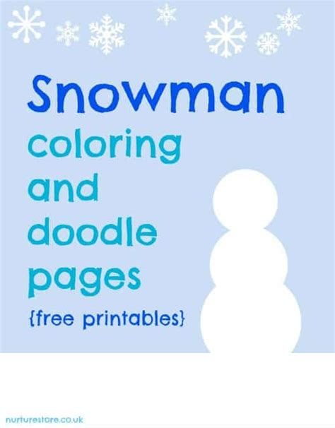 snowman book report snowman printable book images