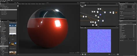 designing design substance designer material authoring software