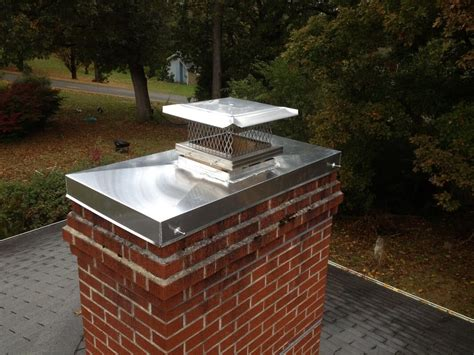 Chimney Opening Cover - chimney cap repair restoration tennessee contracting