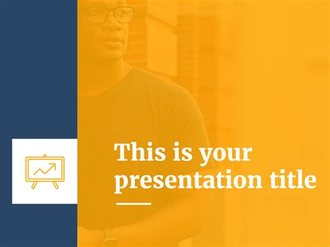 Free Clean Powerpoint Template Or Google Slides Theme For Business Free Powerpoint Templates For Presentation