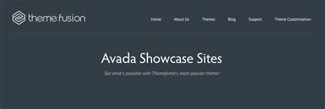 avada theme news ticker 25 stunning exles of the avada wordpress theme in action