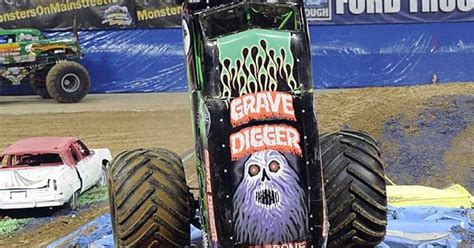 trucks grave digger bad to the bone the gravedigger bad to the bone trucks