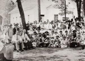 history of the campbell family of union grove, north carolina