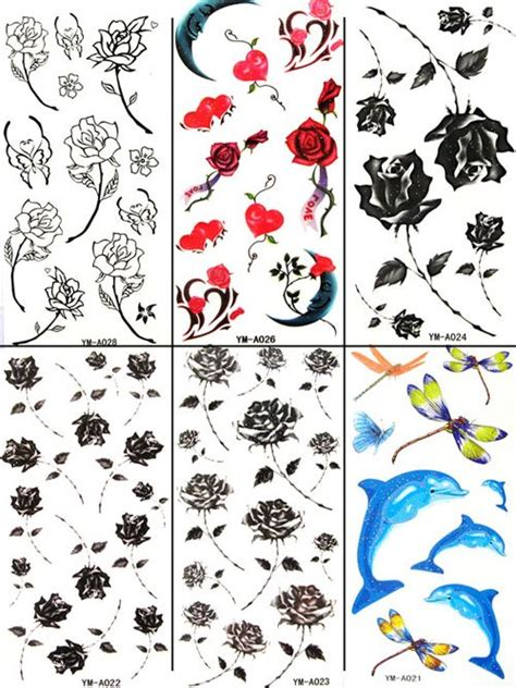 ideal tattoo art temporary tattoo paper michaels temporary tattoo paper cute temporary tattoos design