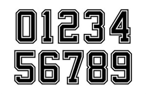 sports card template for jersey numbers football jersey numbers marketing consultancy