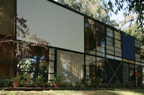 charles and ray eames house gallery of ad classics eames house charles and ray eames 6