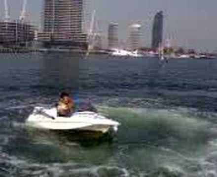 mini boat hire mini speedboat hire at docklands melbourne youtube