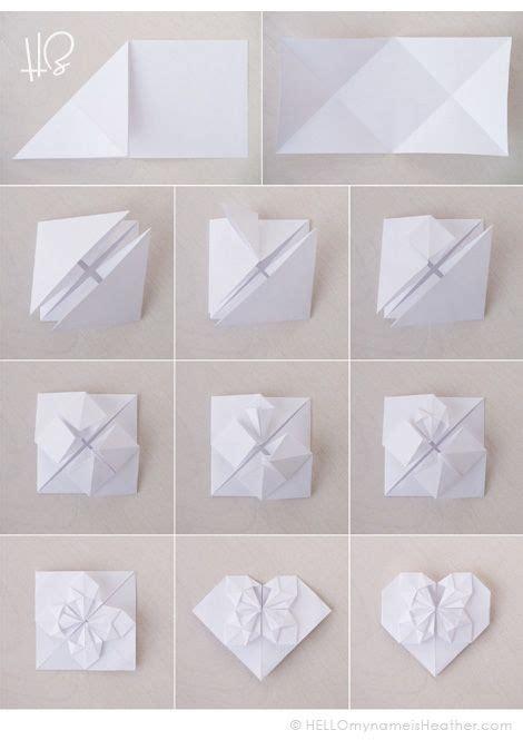 tutorial origami corazon m 225 s de 25 ideas fant 225 sticas sobre origami corazon en