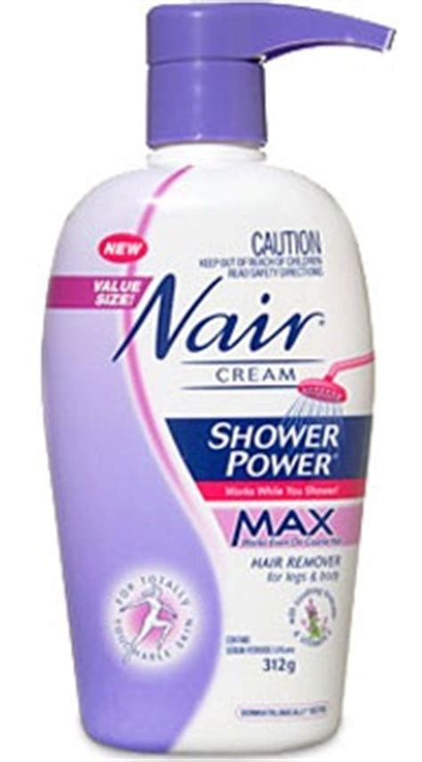 Nair Shower Power Sensitive by Nair Shower Power Max Hair Remover Reviews Productreview Au