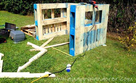 Wat Kun Je Maken Pallets by Simple Cheap Speelhuisje Pallets Maken With Wat Kun Je