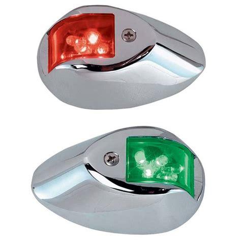 perko led navigation lights perko side mount led navigation lights marine