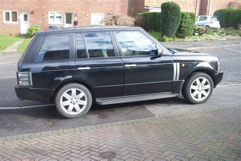 2005 land rover range rover overview cargurus