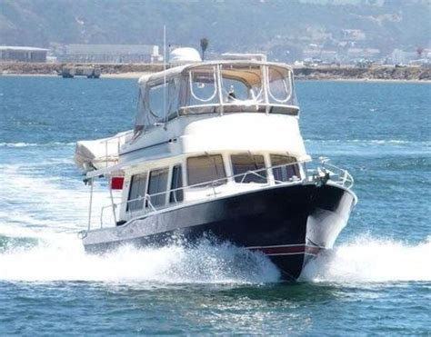 mainship boats mainship 400 trawler boats for sale in united states