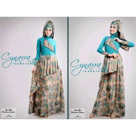Funkids Varisha Size Xl Purple varisha dress baju muslim gamis modern