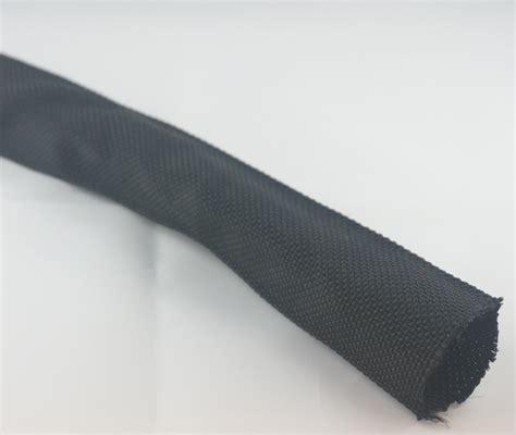 protection de gaine de protection textile brise jet pour flexibles hydrauliques produits hydrauliques
