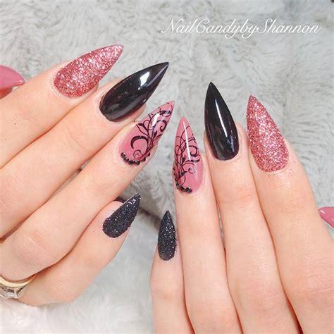 cute stiletto nail designs 21 trendy and cute stiletto nails designs
