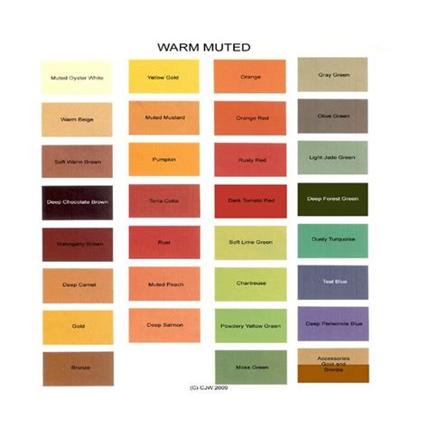 muted color palette warm muted color palette found on polyvore as pantone