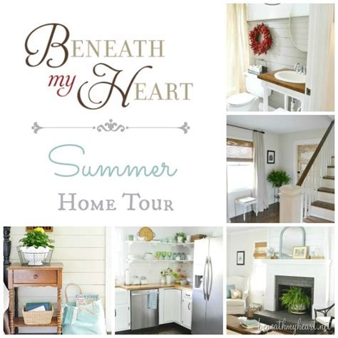 home tours our home tour beneath my