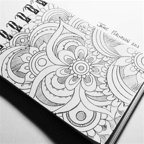 Mini Sketchbook Doodle Jadoodles Jaime