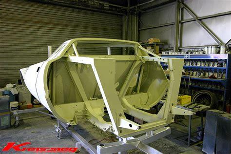 Lancia Stratos Chassis Lancia Stratos Chassis Restoration Done By Kreissieg