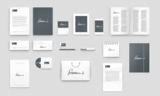 Photoshop Mockup Template by Corporate Identity Photoshop Mock Up Psd