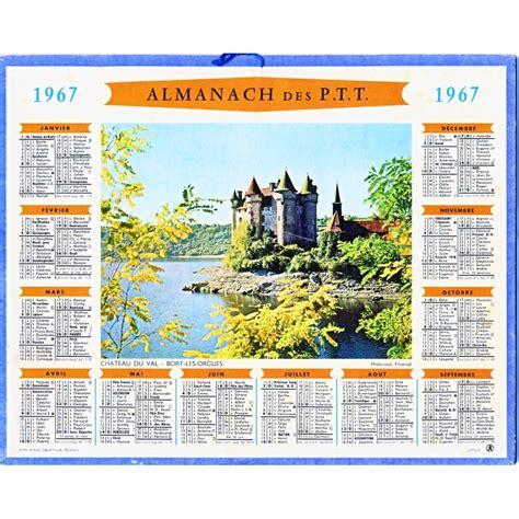 Almanach Calendrier Almanach Calendrier