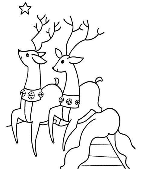 santa coloring page pdf christmas santa coloring page santa s reindeer check the