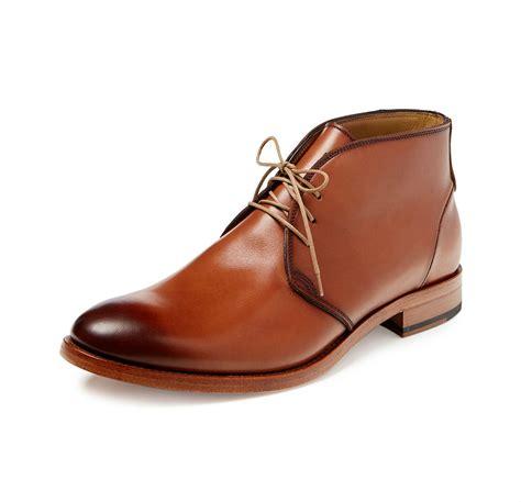gorgeous burnished chukka boots mensfash